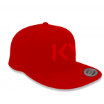 casquette Kylian Mbappe rouge face
